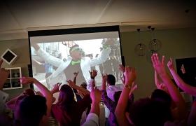 Os animadores Crazy Day são alegres, dinâmicos e... imprevisíveis!!!_100