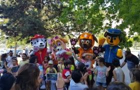 Os animadores Crazy Day são alegres, dinâmicos e... imprevisíveis!!!_106